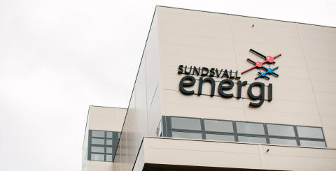 Första tertialet visar på ett stabilt resultat för Sundsvall Energi