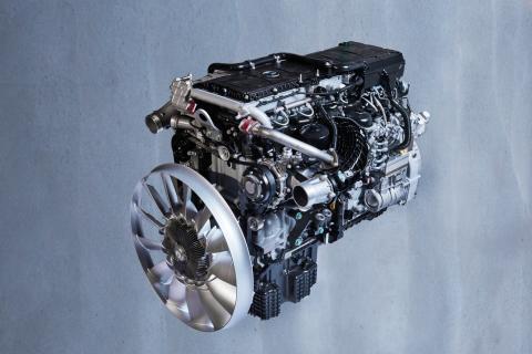 Ny motorgeneration fra Mercedes reducerer CO2-emissioner og brændstofforbrug