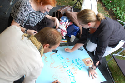 Kreativ workshop om hur vi får nya lärare