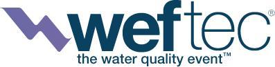 WEFTEC 2017, 30.9 - 4.10, Chicago, IL, USA