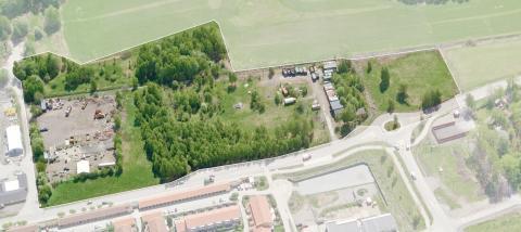 Nordier bistår säljaren vid avyttring av nytt industriområde i Huddinge