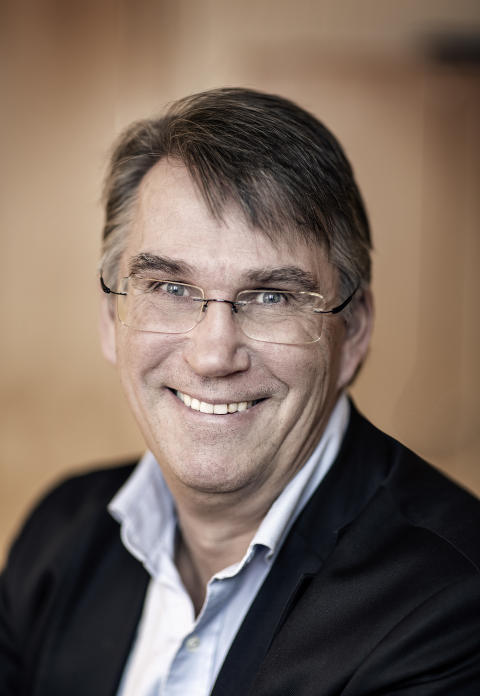 Mikael Persson, professor of biomedical engineering