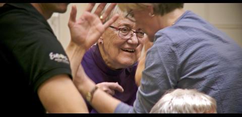 Nytt samarbete skapar global scen för Dans för Parkinsons