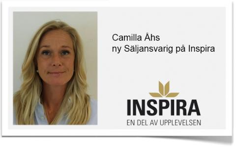 Ny Säljansvarig på Inspira