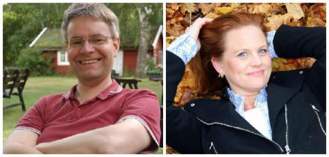 Per-Erik och Veronica utsedda till globala Arriva-ambassadörer