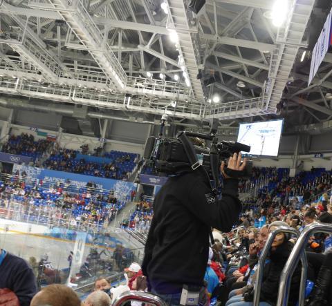 Panasonic Delivers AV Equipment to Sochi 2014 Olympic Winter Games