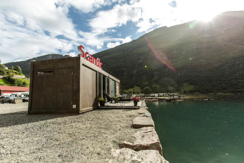 Scandic To Go - Geiranger Norway