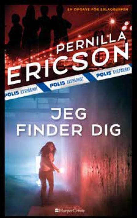 """""""Jeg finder dig"""" af Pernilla Ericson"""