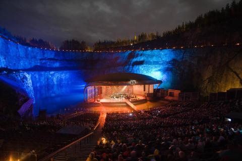 Dalhalla Opera ger Turandot med Nina Stemme i titelrollen