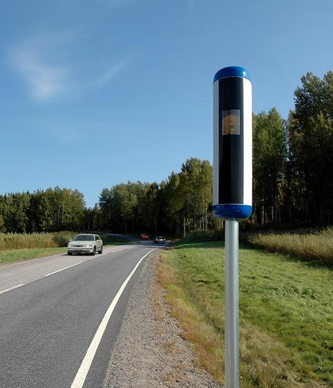 WSP projekterar nya hastighetskameror
