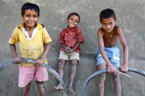 Den extrema fattigdomen kan utrotas inom 20 år