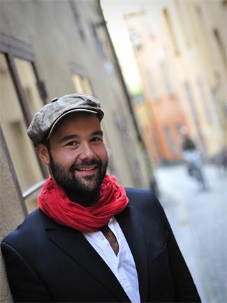 Press Photo Markus Schwartz, Bass-baritone