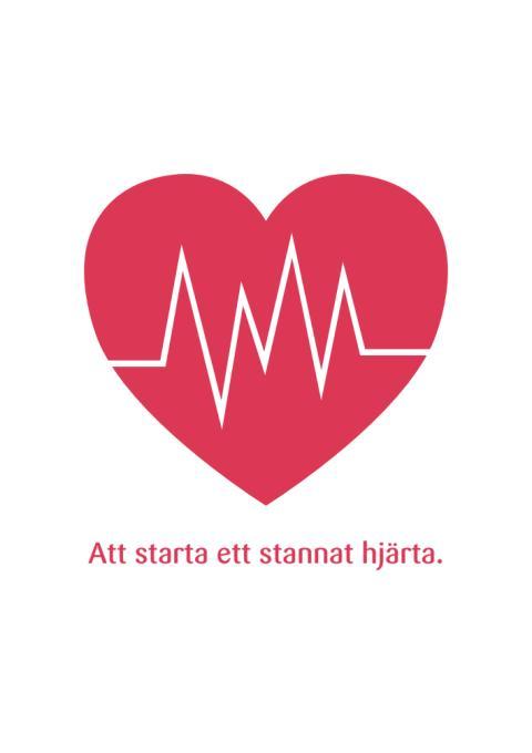 Att starta ett stannat hjärta