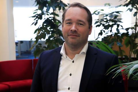 Kasper Renström Østervig Salgschef Hertz