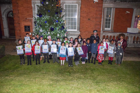MetXmasTree campaign officially launched