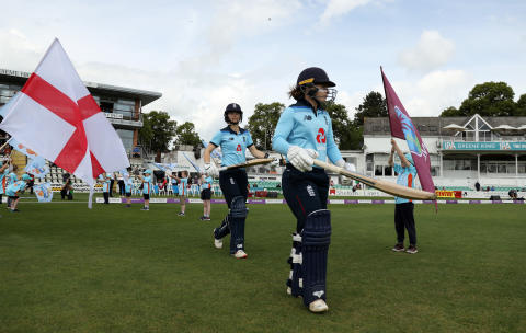 England Women Update Squad For Third ODI