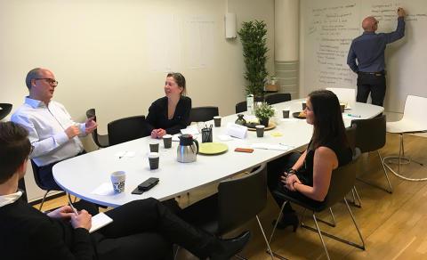 Hållbarhetsidé från NY Collective tilldelas uppstartsstöd av Vinnova efter pilotprojekt med Science Park