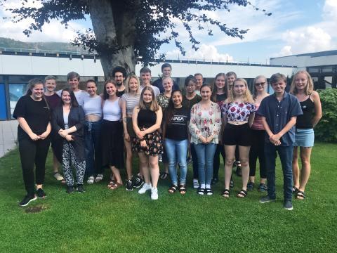 428 musikanter på sommerkurs i Rogaland