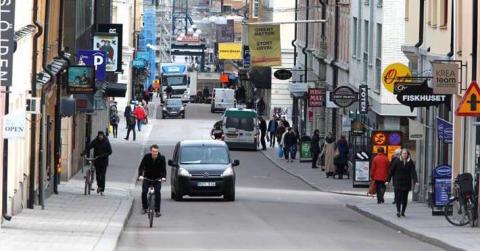 E-gallerian ska lyfta cityhandeln