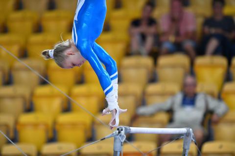 SM i artistisk gymnastik 2018