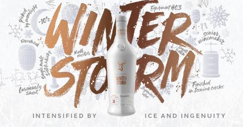 Glenfiddich lanserar Winterstorm - limiterad whisky lagrad på isvinsfat