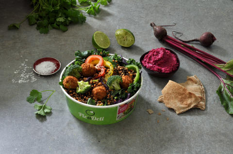 Beat Cornballs på Picadeli – växtbaserad nyhet med svensk kravmärkt åkerböna
