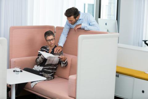 Büros in Zeiten von New Work: Investitionen in Wohlfühlfaktoren steigern Zufriedenheit und Produktivität