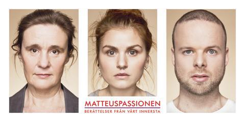 Matteuspassionen - berättelser från vårt innersta