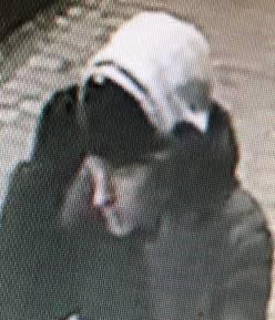 CCTV of man sought - Bow stabbing