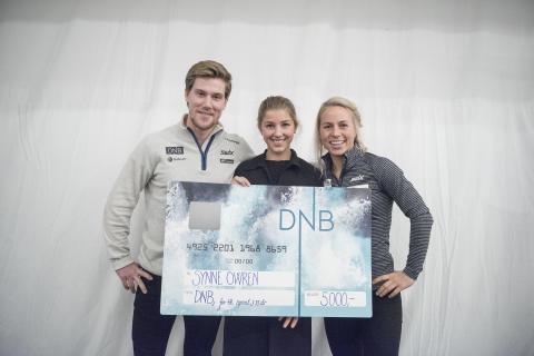 DNB stipend Synne Owren