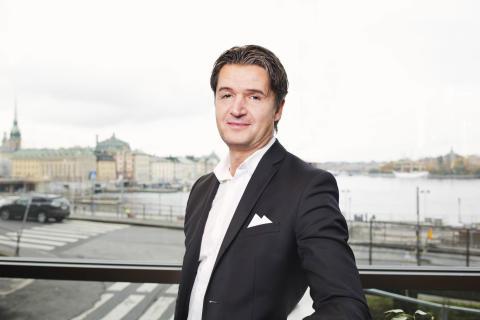 Telenor Connexion utser idag Paulo Vergos som ny Chief Sales Officer för EMEA & Americas-regionen
