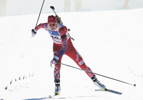 Anne Marit Bredalen,sprint kvinner junior, junior-vm 2016