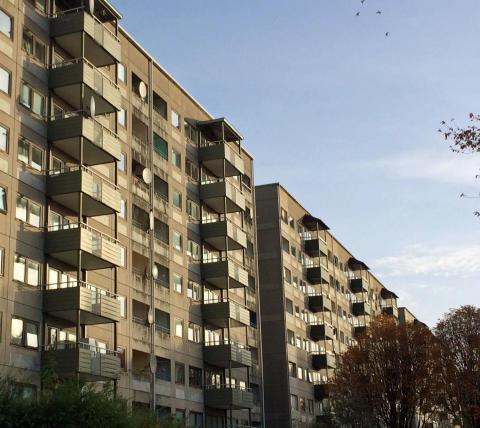 Bostadsbolaget välkomnar 890 nya hushåll
