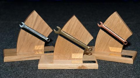 The Golden Spanner Awards