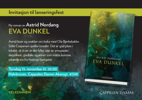 Velkommen til lansering: Eva Dunkel