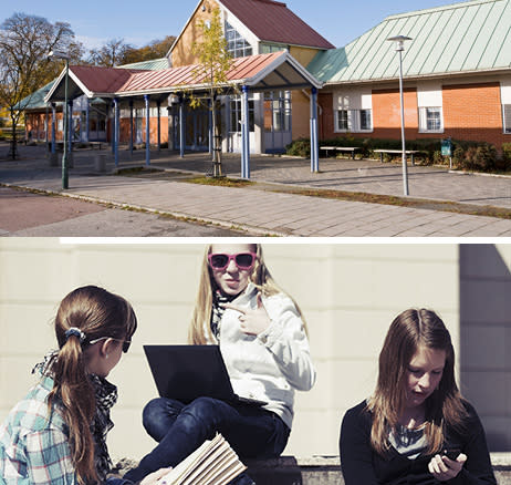 Positiv utveckling för Rosengårdsskolans tidigare elever