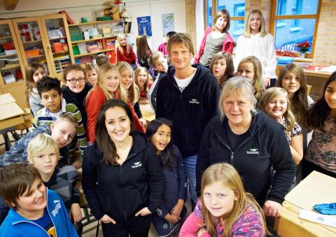 Nytt rekord - VafabMiljö träffade 11 400 elever under 2012