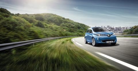 Renault Zoe med revolutionerende rækkevidde