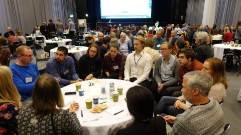 Workshop Skogsnolia konferens.