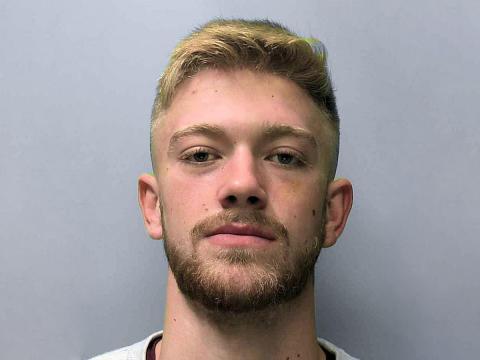 Bexhill rapist jailed for ten years