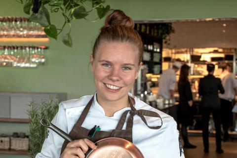 Sigtunahöjden sätter återigen Sverige på kartan i internationell kocktävling!