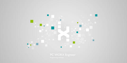 Softwareplatformen PC Worx Engineer