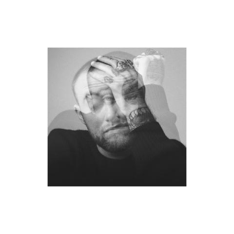 Mac Miller - Circles (artwork)