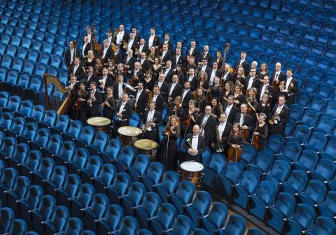 Norrköpings Symfoniorkester presenterar säsongen 2019-2020
