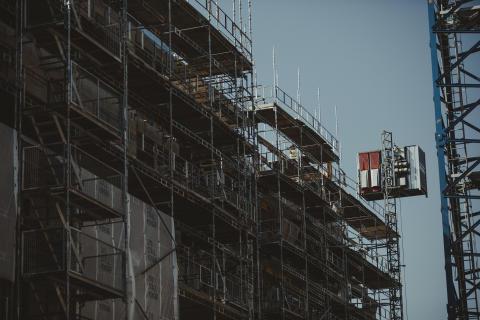 Svagare konjunktur och splittrad byggmarknad enligt NAVET Analytics