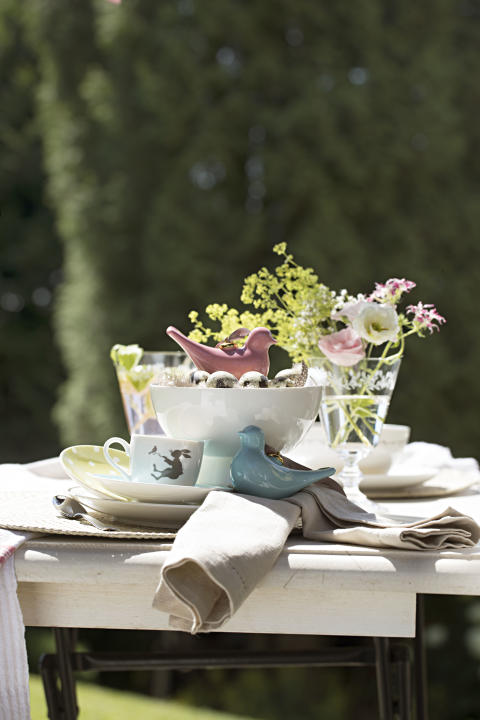 Finally spring with our new Hutschenreuther Springtime collection