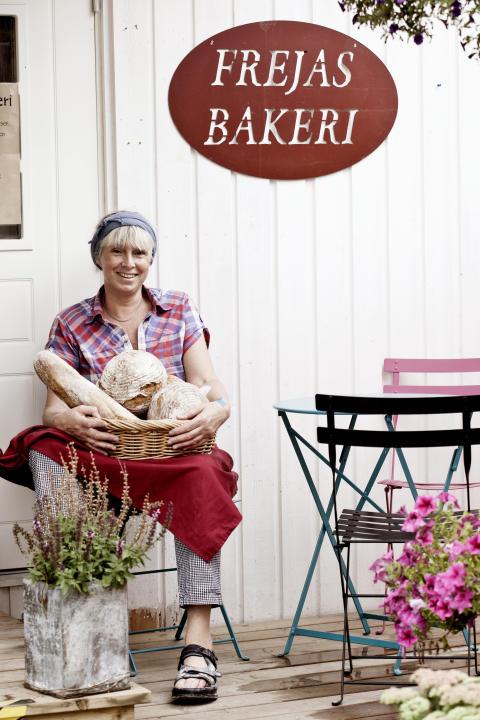 Lisbeth, Frejas Bakeri