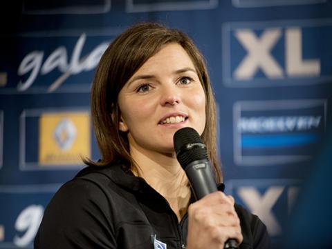 Susanna Kallur. Presskonferens 19 November 2014.