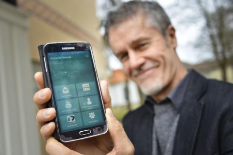 Prisade skolportalen Arena för lärande släpps som app