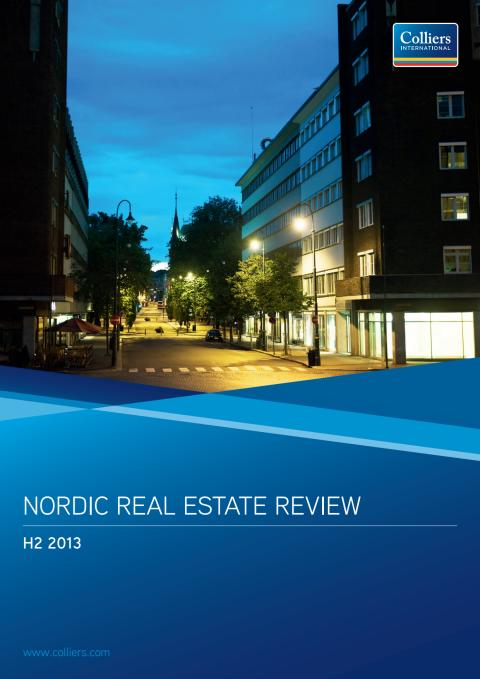 Nordic Real Estate Review hösten 2013